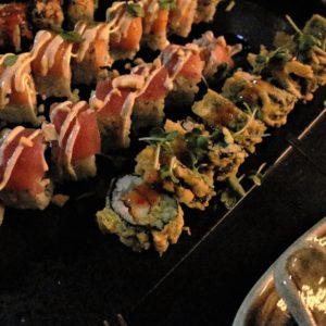 Sushi im Tyo Tyo Hamburg
