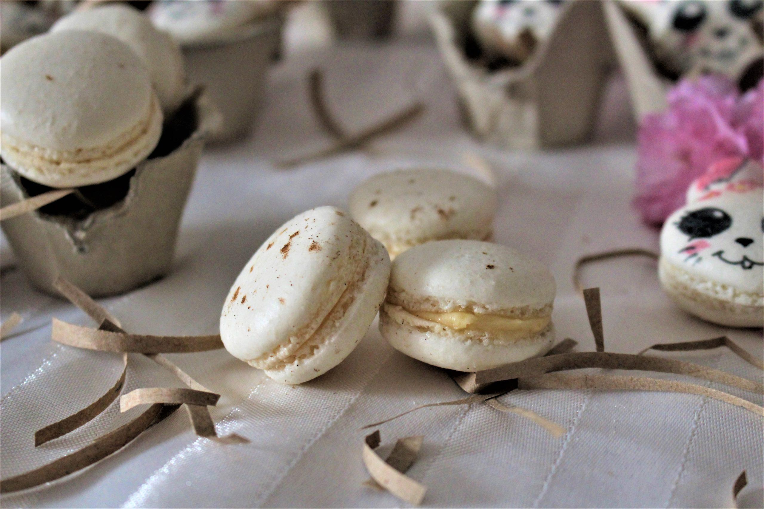 Macarons – das Grundrezept für die Schalen